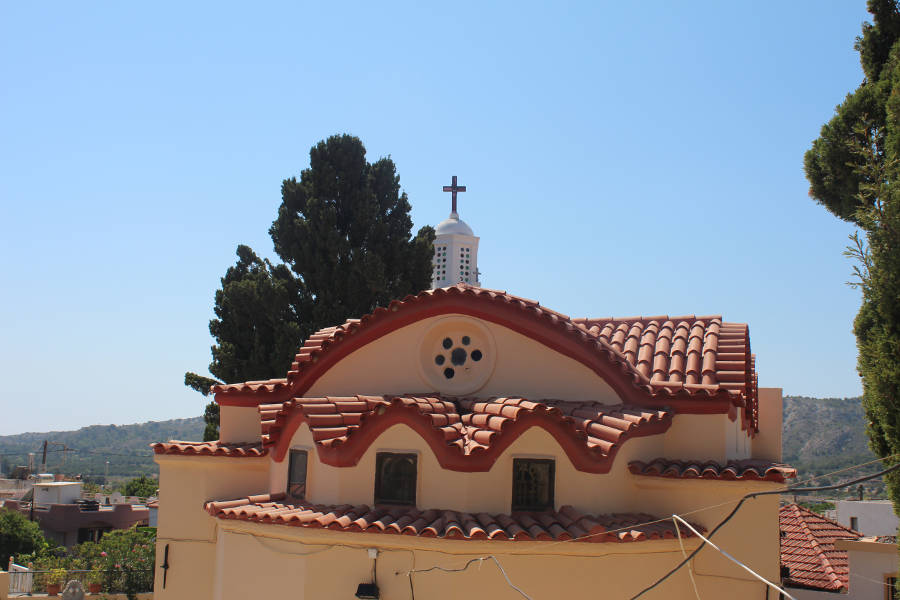 church of Apolakkia
